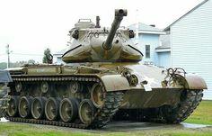 """М-47  """"Patton"""""""