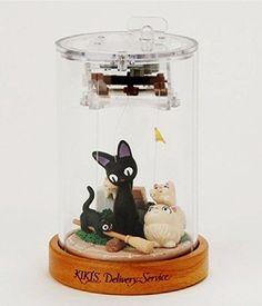 Studio Ghibli Music Box (Kiki's Delivery Service) by Seki