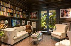 El terreno, más de 18.000 metros cuadrados, cuenta con otra segunda vivienda para los invitados. (Foto de Hilton & Hyland).