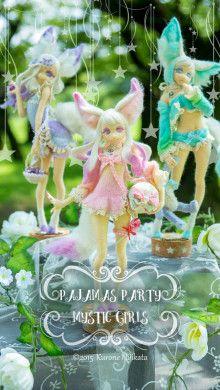 ☆Pajamas Party☆iPhon用壁紙作ってみました|クロネのブログ