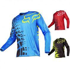 Fox Racing 360 Grav Mens Off Road Dirt Bike Racing Motocross Jerseys