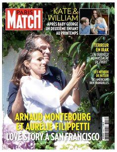 Arnaud Montebourg et Aurélie Filippetti : ils seraient en couple, Paris Match publie des photos   Atlantico.fr