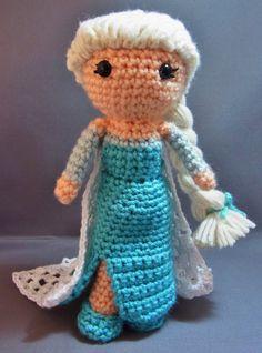 Amigurumi Queens : Crochet on Pinterest Amigurumi Patterns, Amigurumi and ...