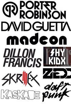 Porter Robinson, David Guetta, Madeon, Dillon Francis, Shy Kidx, Skrillex, Zedd,Kaskade & Daft Punk