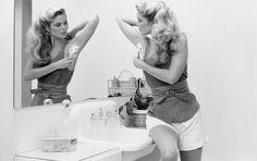 Christie Brinkley by Andrea Blanch, Ingrown Hair Armpit, Ingrown Hair Removal, Prevent Ingrown Hairs, Jean Shrimpton, Toni Garrn, Lauren Hutton, Richard Gere, Linda Evangelista, Claudia Schiffer