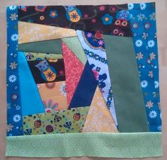 Februar-Block Quilts, Blanket, Bed, February, Comforters, Stream Bed, Patch Quilt, Kilts, Rug