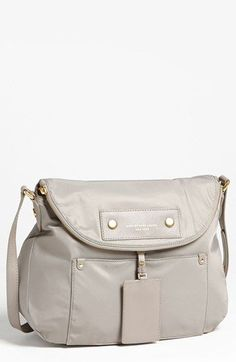 MARC BY MARC JACOBS Preppy Nylon - Sasha Crossbody Bag, Large available at Nordstrom