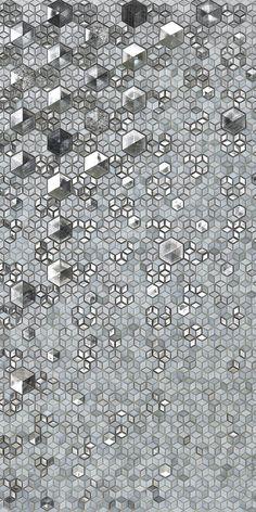 Diamond Sicis mosaic.
