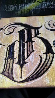 Tattoo Lettering Alphabet, Alphabet Tattoo Designs, Tattoo Lettering Styles, Chicano Lettering, Calligraphy Tattoo, Script Lettering, Graffiti Lettering, Letter Writing Pattern, Chest Tattoo Name