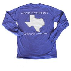 Texas Fort Worth Gameday Long Sleeve T-Shirt