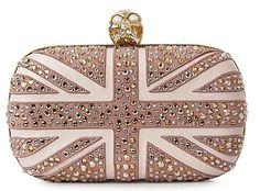 Royal Wedding accessories: Alexander McQueen