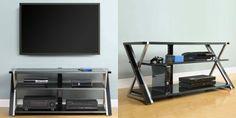 Whalen Flat Panel TV Stand Just $64.00 Shipped! Reg $106!