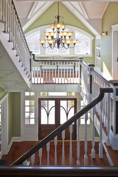 new houses, custom homes, dream, houses with stairs, front doors, dramatic stairs, beautiful foyers, foyers and entryways, foyer staircase