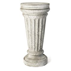OrlandiStatuary Buff Outdoor Pedestal