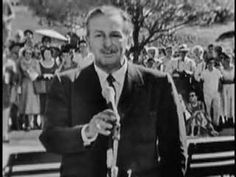 Did you know that there was more than one dedication speech on Disneyland's opening day? Check out all of the details. (article)