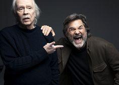 John Carpenter And Kurt Russell Reunited. http://www.empireonline.com/news/story.asp?NID=36939