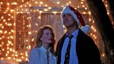 A Classic - Christmas Vacation. We always watch it Thanksgiving to kick off the Christmas season!