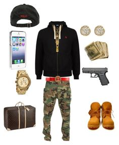 """""""((On Tour)) ~Dre"""" by leonar-287 ❤ liked on Polyvore featuring Polo Ralph Lauren, 10.Deep, Timberland, Louis Vuitton, Nixon, Jamie Wolf, Ralph Lauren, Mister and Juicy Couture"""
