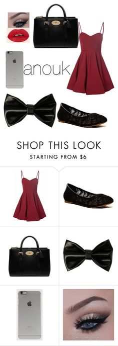 """""""Untitled #32"""" by liederveen on Polyvore featuring Glamorous, Lucky Brand, Mulberry and Incase"""