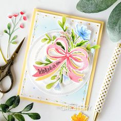 Spring Fever, Marker Art, Card Making Inspiration, Cards For Friends, Paper Cards, Flower Cards, Homemade Cards, Note Cards, Cardmaking