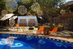 Phoenix Hotel, San Francisco The Top 10 Hotel Pools for Sipping Cocktails