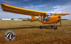 Voici l'Aeroprakt-22 ou le A22 de la compagnie ukrainienne Aeroprakt.
