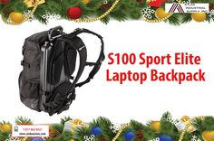 Can you imagine what would you do without your laptop? No? Yeah we neither that is why you need to protect it where ever you go, check out this s100 Sport Elite Laptop Backpack, pretty awesome isn't it? http://store.aishouston.com/