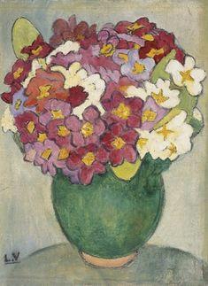 Bouquet de fleurs, par Louis Valtat (French, 1869–1952).