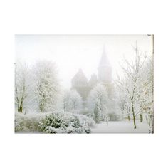 Awesome Winter Pictures | Beautiful Places ❤ liked on Polyvore
