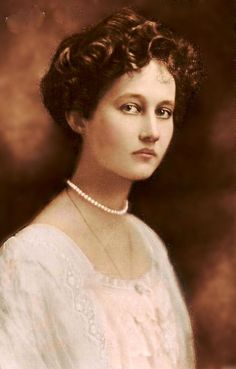 Marie-Adélaïde, Grand Duchess of Luxembourg (14 June 1894 – 24 January 1924), reigned from 1912 to 1919.