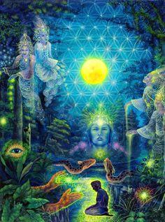 Jungle Enlightenment by JHEFFAU
