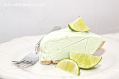 Easy Limeade Ice Cream Pie - No bake and packed with limeade flavor.