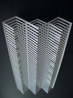 3 Spine Concertina Fold - Elod Beregszaszi.