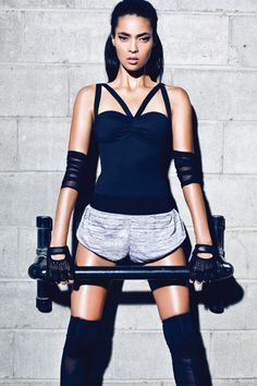 Fit Fashion Look Inspiration -- MICHI #fitness #workout