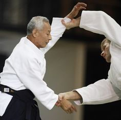 Seishiro Endo (遠藤征四郎 Endō Seishirō?), born 1942, is an 8th dan ranked Aikikai aikido master teacher. Endō is among the few living people who studied directly under aikido founder Morihei Ueshiba.[1]