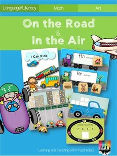 Updated Feb. 2016Vroom, Vroom, Beep, Beep, on the road and in the air is a transportation unit that is filled with ideas that are sure to spark the interest of all children in your classroom. This plan includes:Shared Reading with book I Can RidePocket Chart Transportation SortShared Writing idea for Dont Let the Pigeon Drive the BusBoard Story for the book The Big Red BusIntroduce Letters C for Car, H for Helicopter and V for VanPocket Chart- How did you get to school?Delivery Truck ABC…