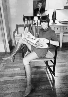 Mary Quant's Mini Is One Of The Sexiest Dresses Of All Time