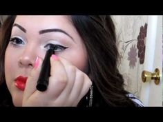 Pin up make up - fabulously and simply done <3