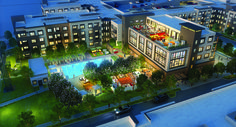 Is Corporate Housing or Company Towns The Next Silicon Valley Housing Initiative?