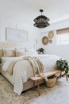 Room Design Bedroom, Room Ideas Bedroom, Bedroom Inspo, Home Decor Bedroom, Bedroom Wall, Master Bedroom, Bedroom Modern, Bedroom Designs, Bedroom Inspiration