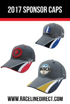 01ad3be37bc RacelineDirect carries a complete line of officially licensed Sponsor Race  Caps featuring NASCAR drivers like Dale Earnhardt Jr