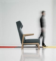 Boomerang Chill Lounge Chair from Sancal, available at http://morlensinoway.com/