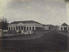 Club Harmonie, ca. 1880