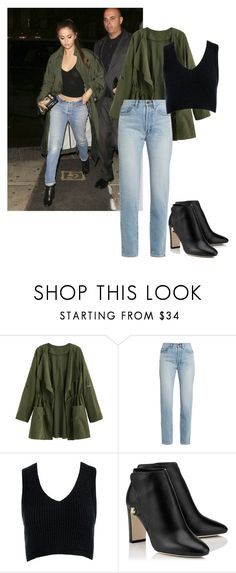 """""""#My idol  # Selena Gomez inspiration"""" by alondra-lemus909 ❤ liked on Polyvore featuring Yves Saint Laurent and Sans Souci"""