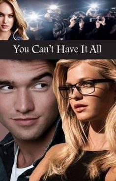 """Read """"You Can't Have It All - Chapter One"""" the next few chapters will be plot twisting. Check it out ; Wattpad Romance, Wattpad Stories, Chapter One, Check It Out, New Books, Things To Come, Actors, Canning, Concert"""