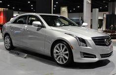 2013 Cadillac ATS #car #white