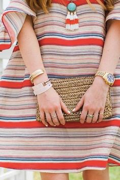 8 Ways to Spend Less Money on Clothes via @PureWow