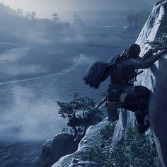 Last Of Us, Ninja Art, Ghost Of Tsushima, Samurai Art, Post Apocalypse, God Of War, Playstation, Videogames, Avatar