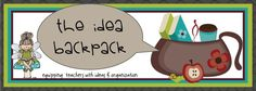 The Idea Backpack: Project Based Learning Pre-assessment and ...