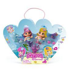 Pinypon Mermaid Friends